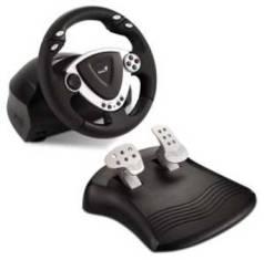 Vibrační volant TwinWheel PS2/PC