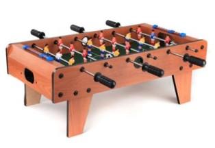 Dětský stolní fotbal 69,5 x 36,5 x 25 cm
