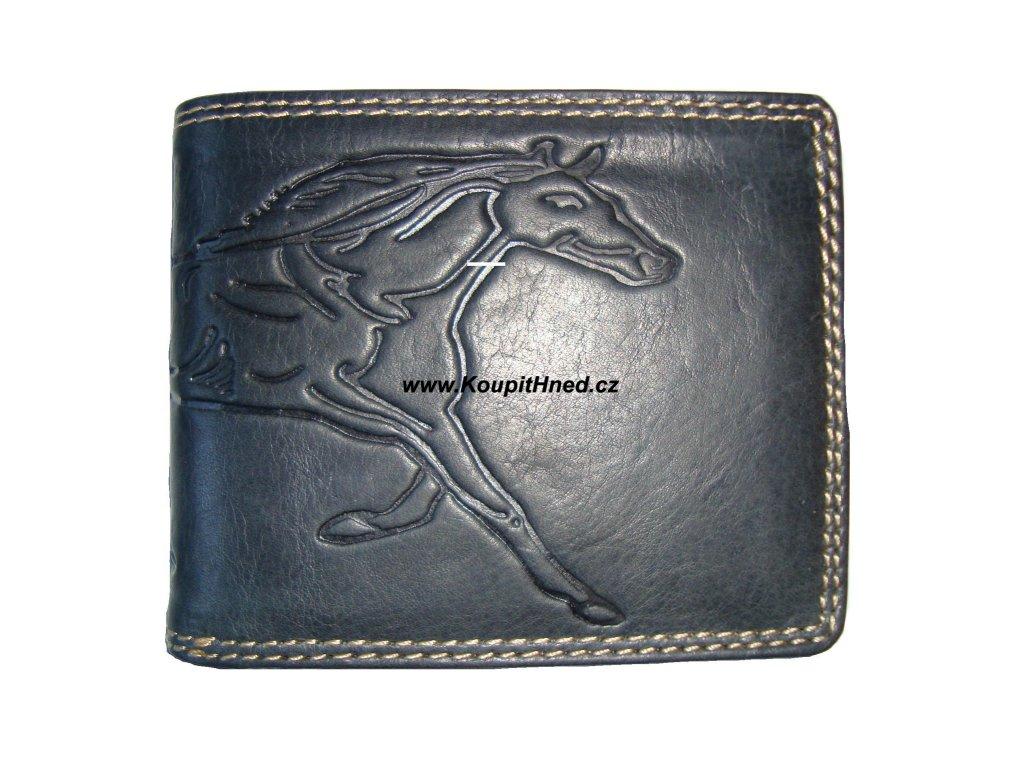Peněženka kůň