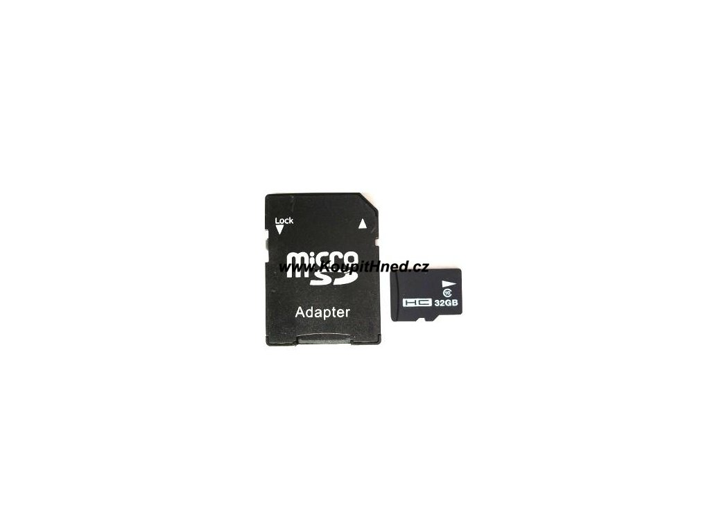 Paměťová karta Micro SD 32 GB