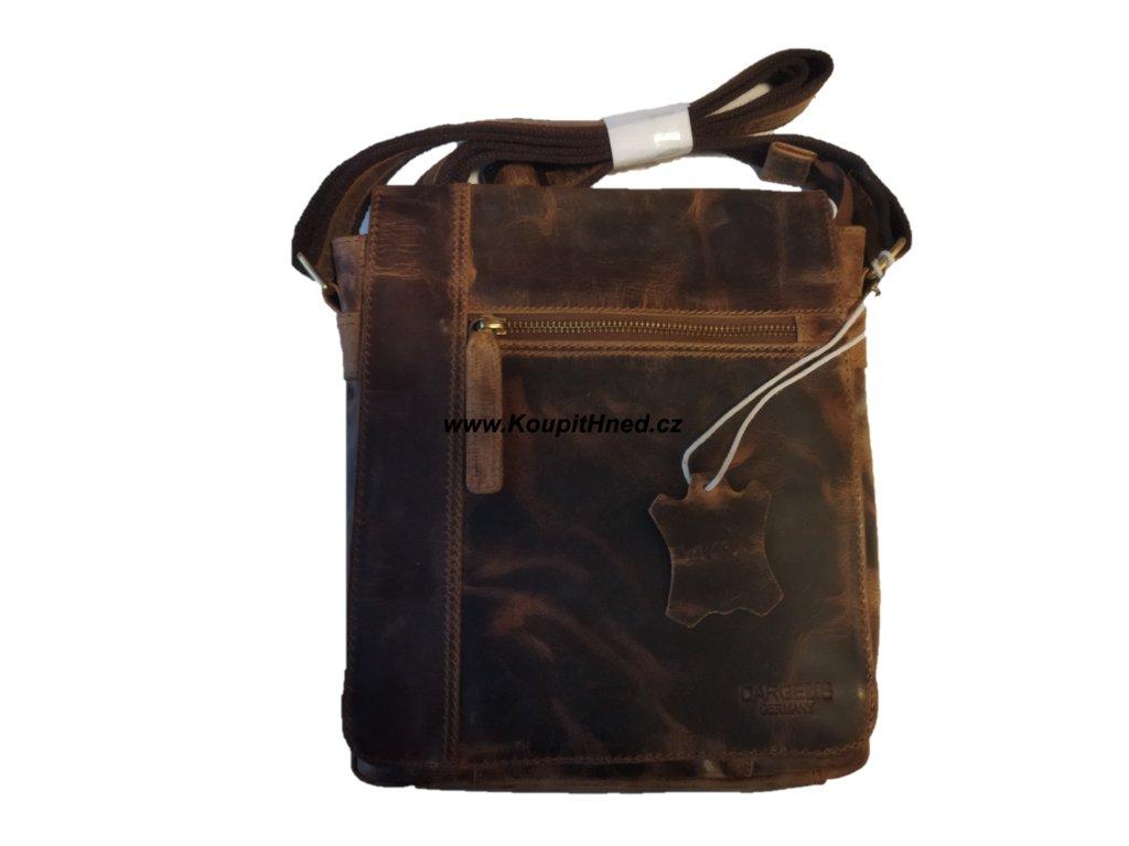 Kožená taška Dargelis