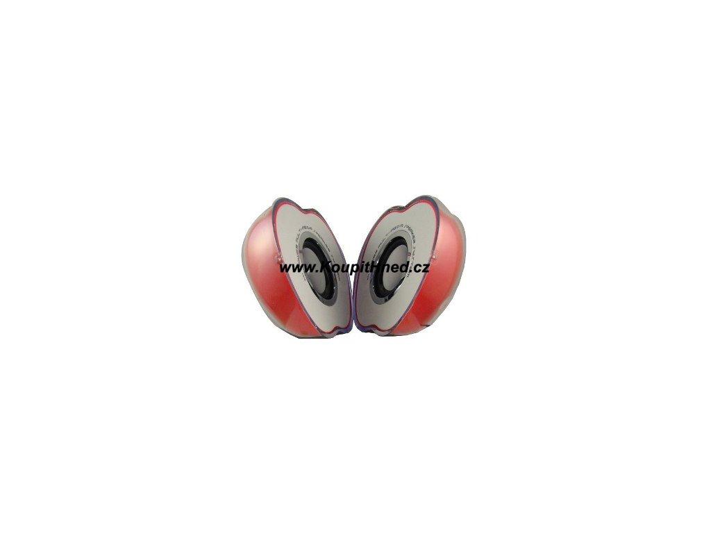 Mini reproduktory Jablko