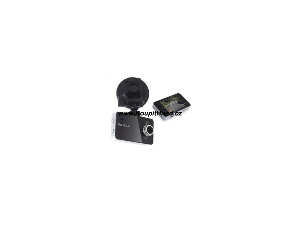 Kamera do auta fullHD 1080P CZ menu