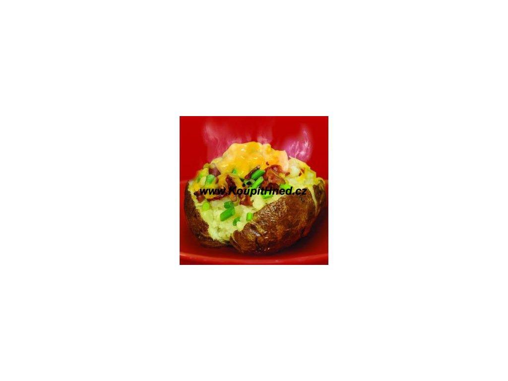 Kapsa na pečení brambor v mikrovlnce
