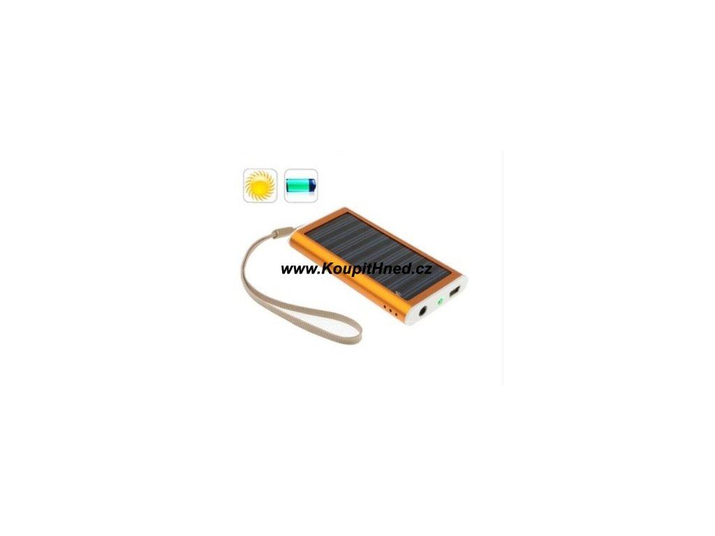 Solární nabíječka 10000mAh