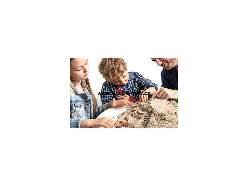 Tekutý písek pro děti