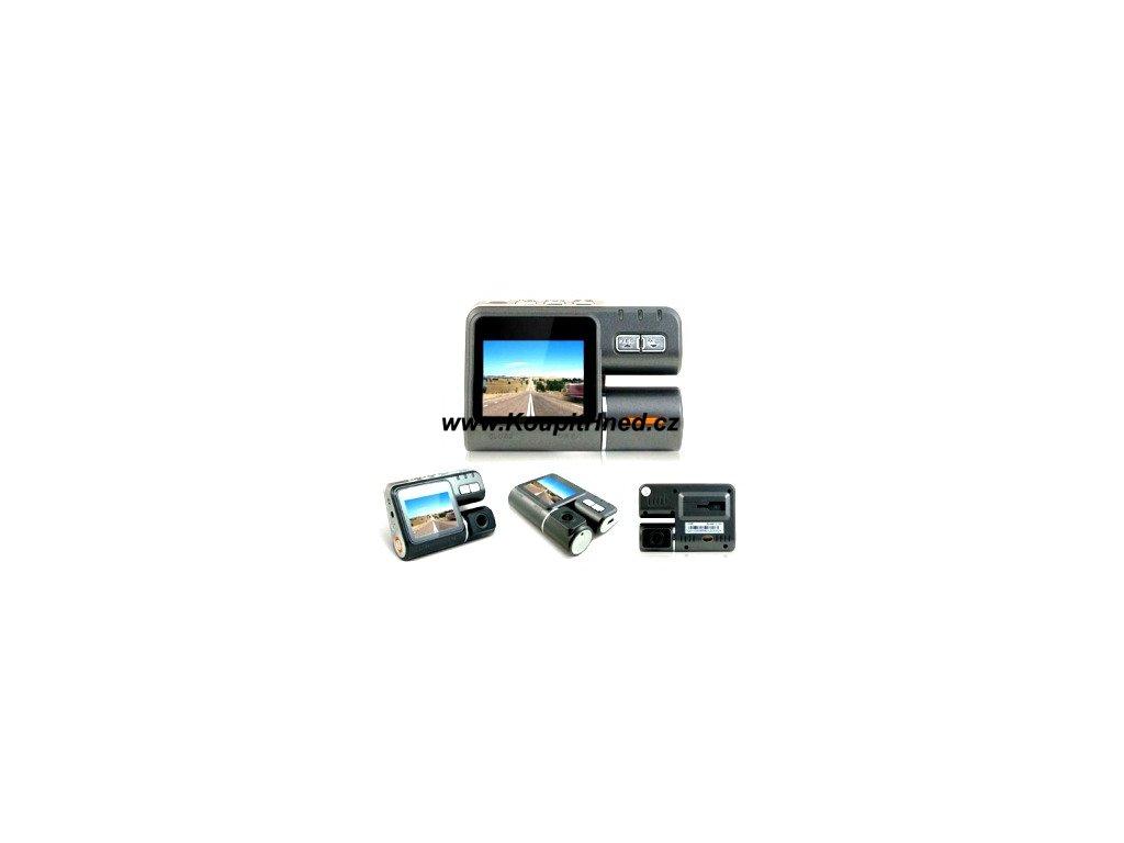 Kamera HD DVR TFT LCD Screen Remote Control