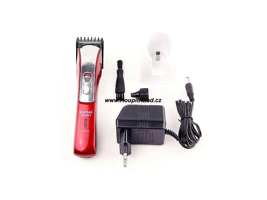 Elektrický strojek na vlasy a vousy