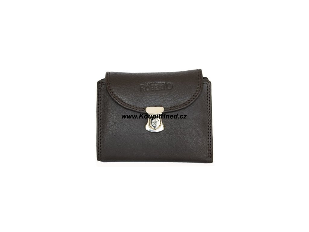 Kožená dámská peněženka ROBERTO
