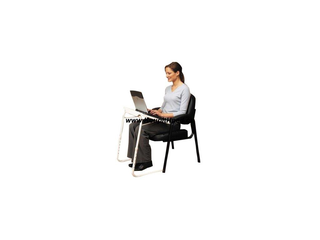 Víceúčelový skládací stolek