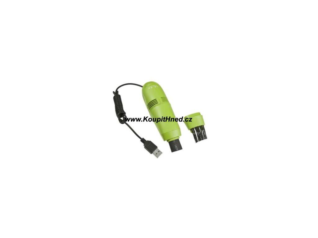 USB Mini vysavač