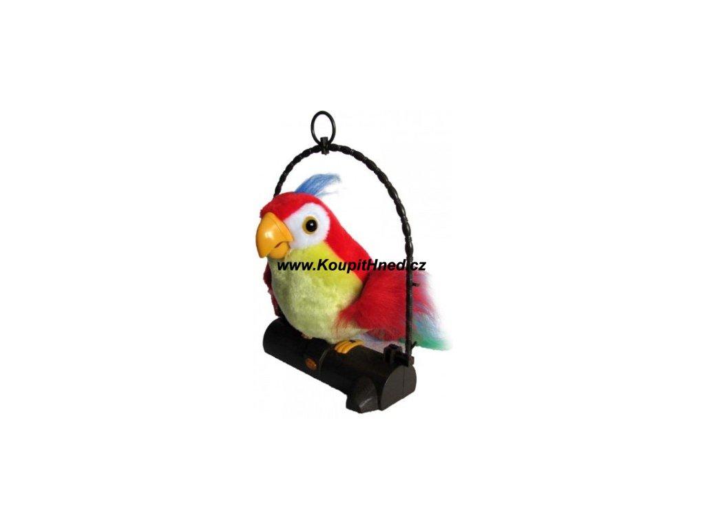 Mluvicí papoušek