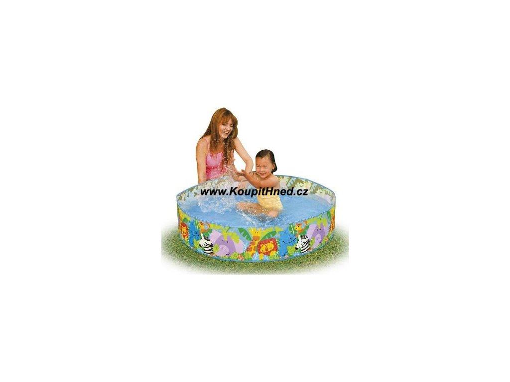 Dětský bazén 122 x 25 cm