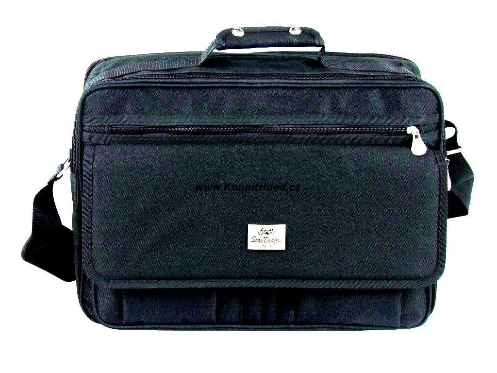 Pánská taška A4 s dlouhým řemenem
