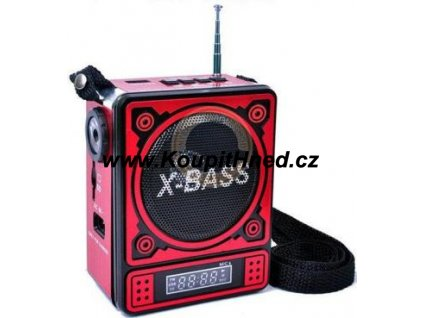 FM rádio GOLDFULL