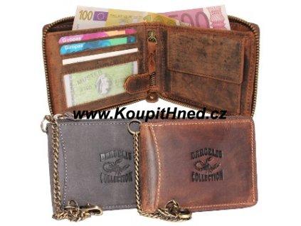Kožená pánská peněženka DARGELIS