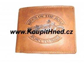 Kožená peněženka KINGS