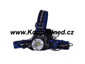 Led čelovka XM-L LED