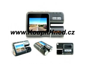 Kamera HD DVR TFT LCD Screen Remote Control