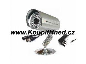 Venkovní bezpečnostní kamera 1000TVL