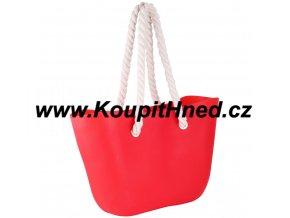 Plastová kabelka