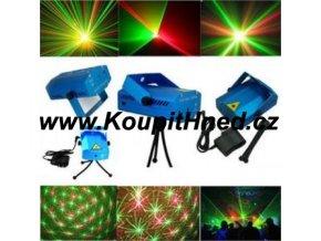 Laserový mini projektor