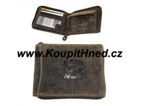 Kožená peněženka ALWAYS