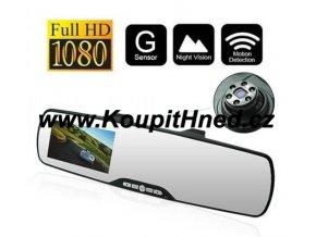 Zpětné zrcátko Car Recorder 1080p
