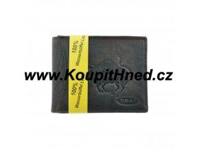 Kožená peněženka Bizon