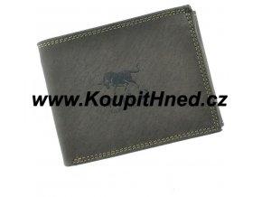 Kožená peněženka Bizon do boku