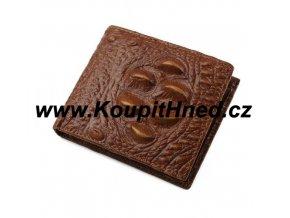 Kožená peněženka stopa
