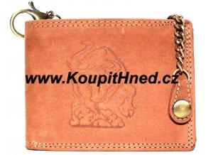 Kožená peněženka Býk