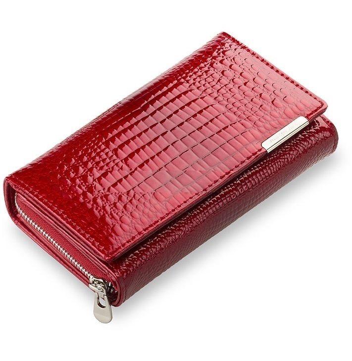 Kožená peněženka dlouhá
