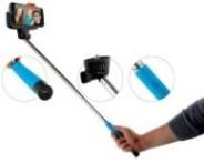 Teleskopická tyč na telefony spoušť na rukojeti