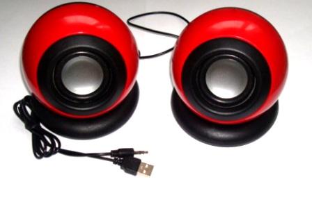 Mini reproduktory Sound System