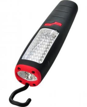Montážní LED lampa 30 + 7 LED