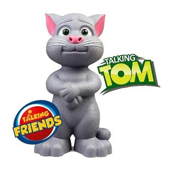 Mluvící kocour Talking Tom