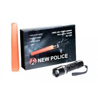 Svítilna Police
