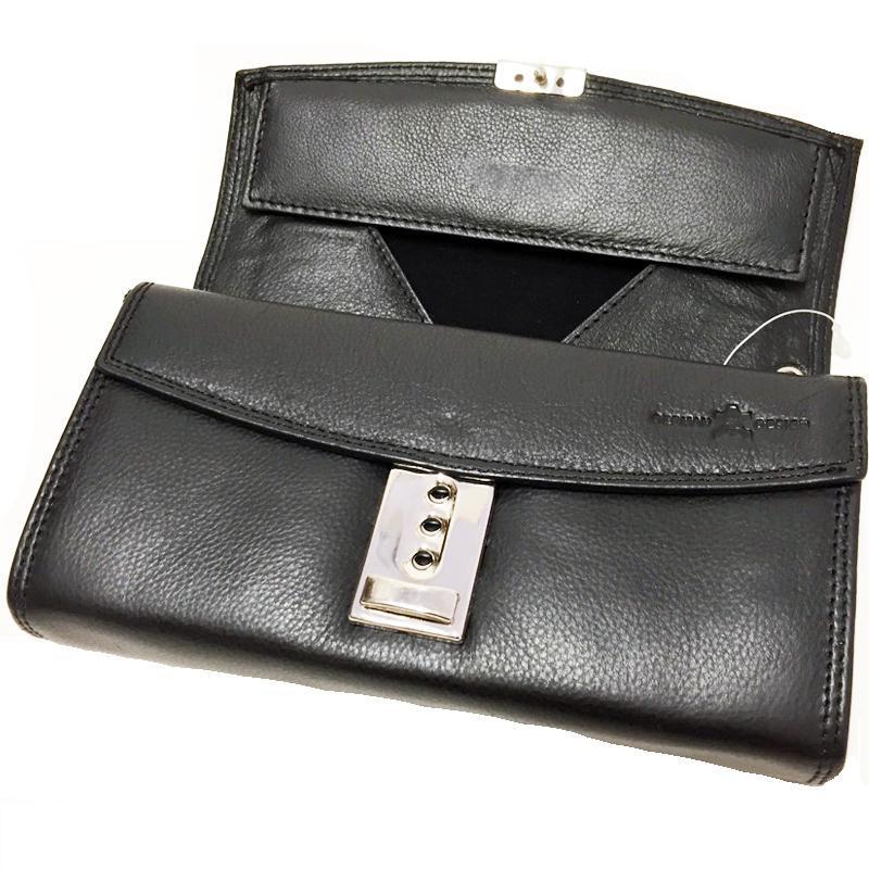 Kožená dámská peněženka malá