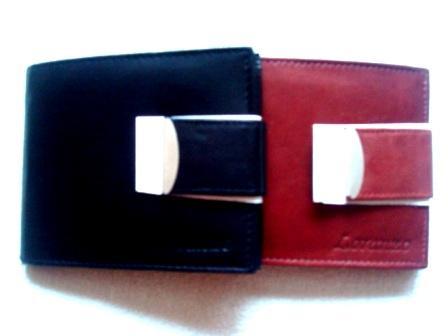 Kožená peněženka LORANZO