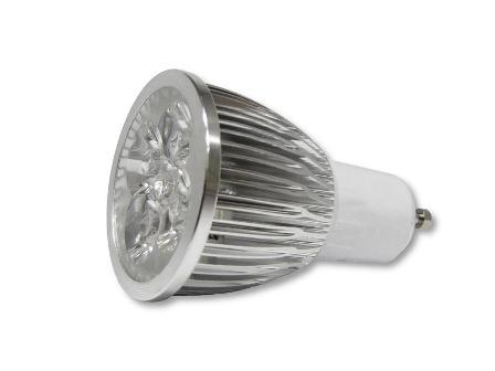 LED žárovka GU10 12W = 100W