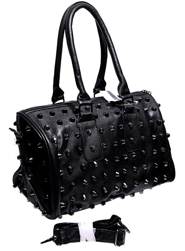 Kufříkáč kabelka černá