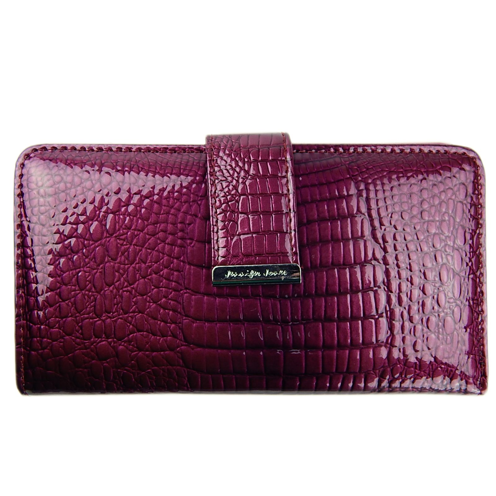 Kožená dámská peněženka Bordo