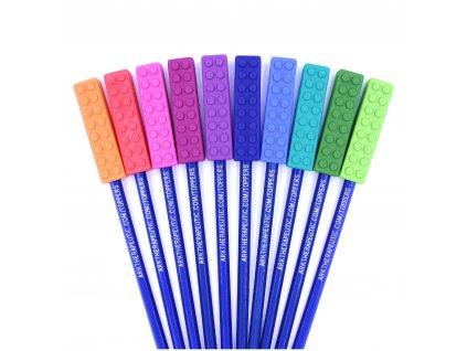 BRICK STICK žvýkací násadka na tužku