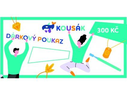 Kousak Voucher 300
