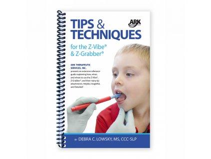Tipy a návody pro práci s logovibrátorem Z-Vibe (knížka v angl.jazyce)