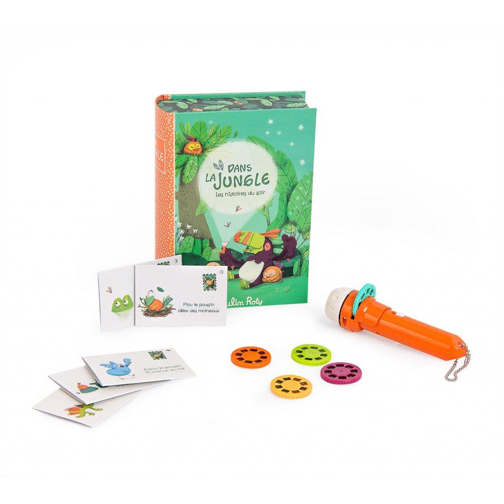 PROMÍTACÍ POHÁDKY: geniální hračka pro všechny děti