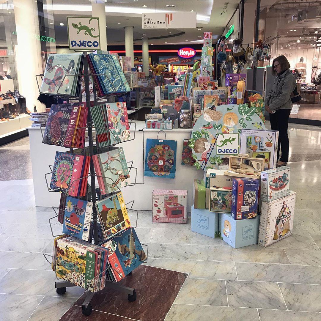 Kouzelné hračkářství v OC Smíchov od čtvrtka opět otevřeno!