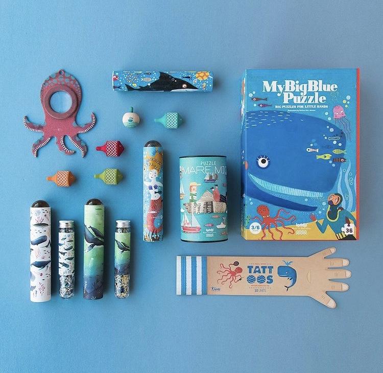 10 hraček pro šťastné dětství