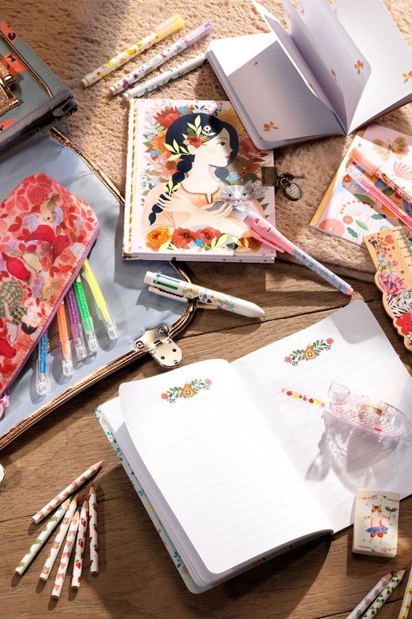 Papírnictví a výtvarné potřeby